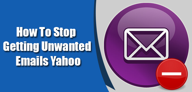4 steps to block unwanted email in yahoo mail block email in yahoo. Black Bedroom Furniture Sets. Home Design Ideas