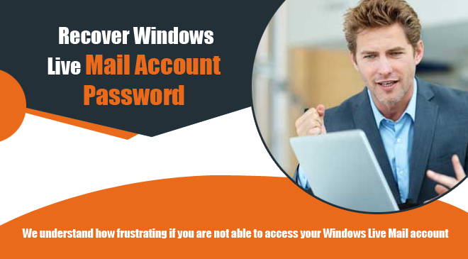 Recover Windows Live Mail Account Password