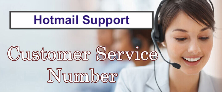 Microsoft Hotmail.com customer service phone number